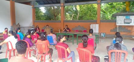 Pemutahiran Data PKH di Desa Mengening